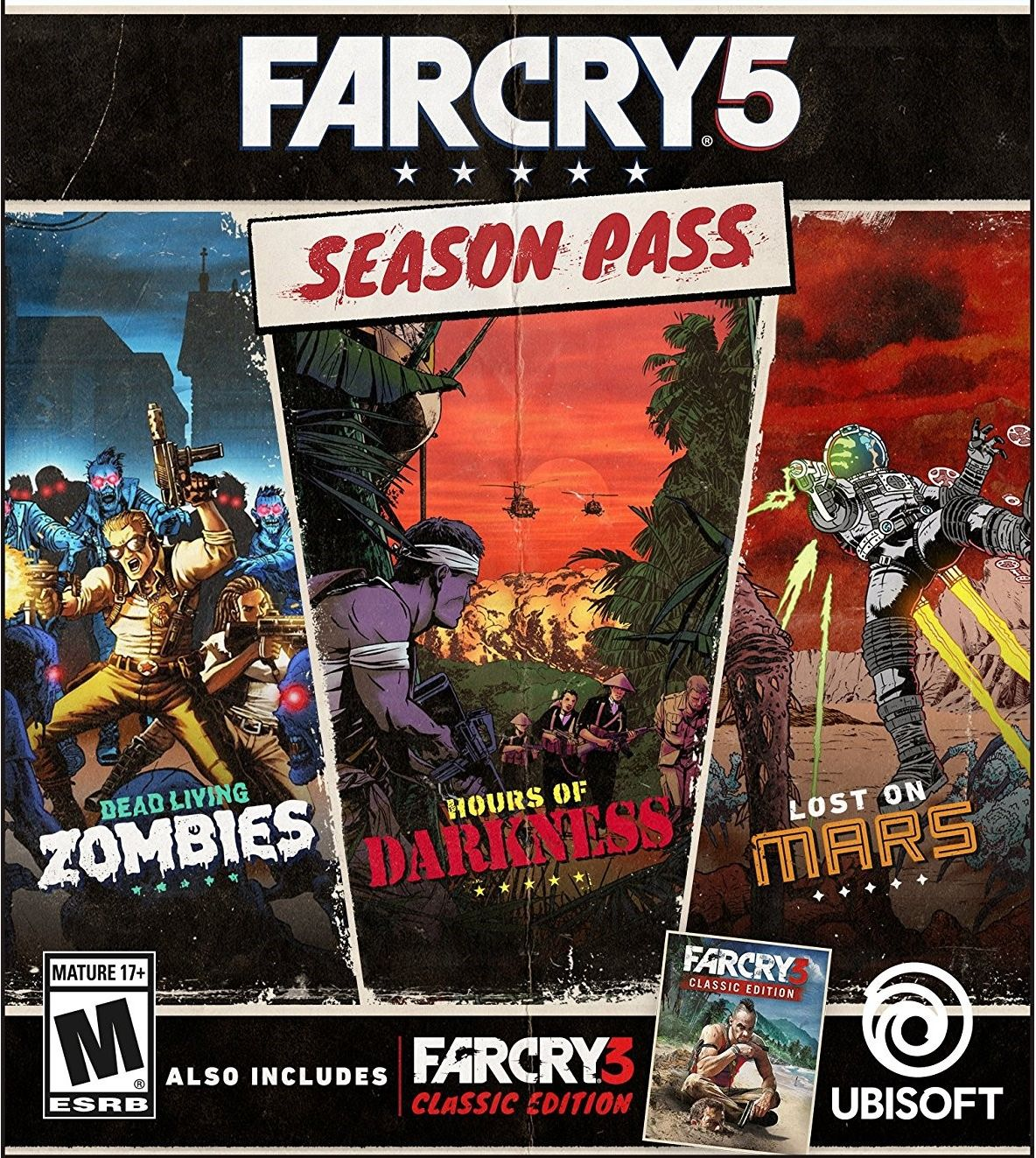 FAR CRY 5 SEASON PASS | RU/CIS ⚙️UPLAY + 🎁GIFT