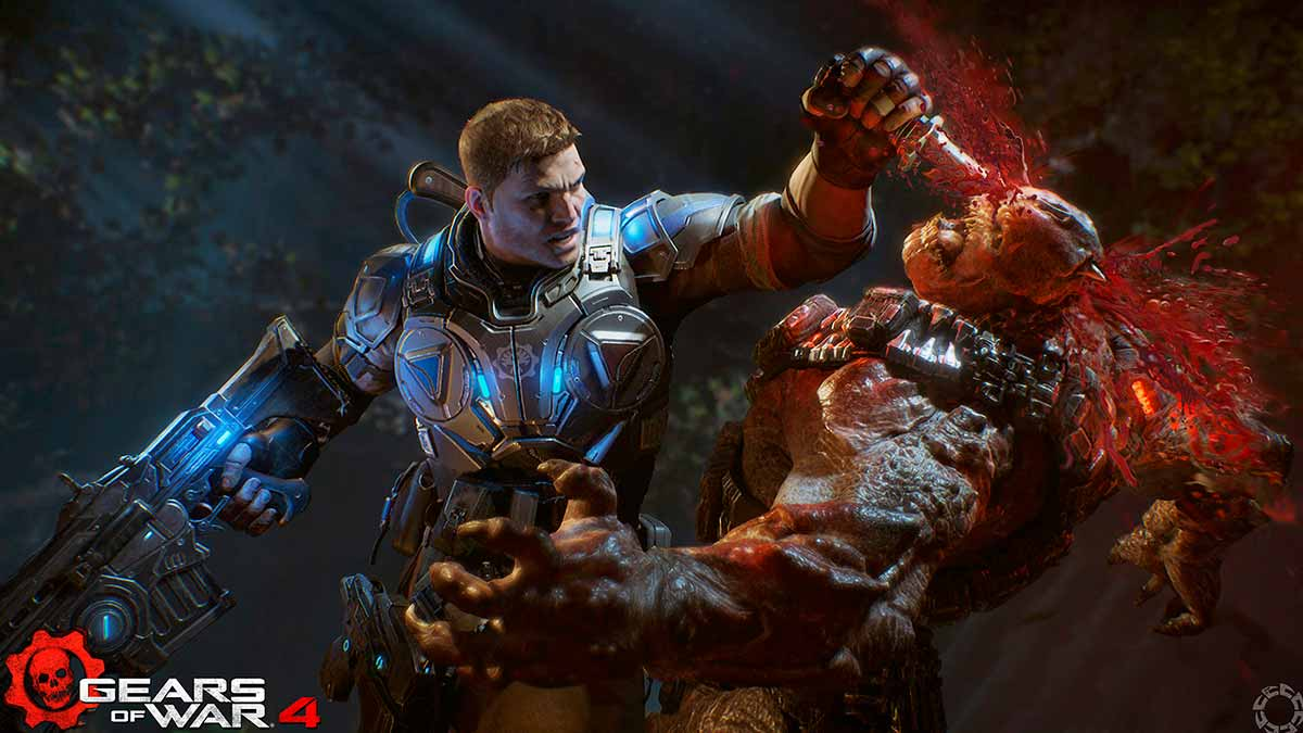 GEARS OF WAR 4 | ⚙️WIN10 / XBOX ONE CODE + 🎁GIFT