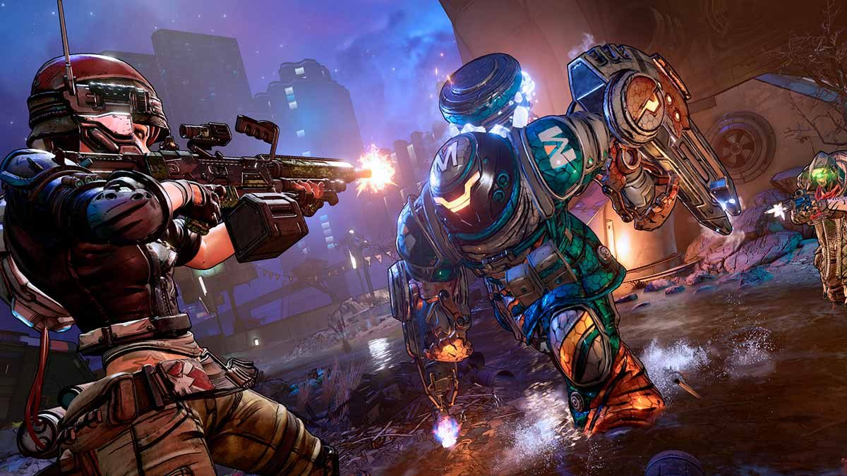 BORDERLANDS 3 (EU) | MULTILANG. ⚙️EPIC GAMES + 🎁GIFT