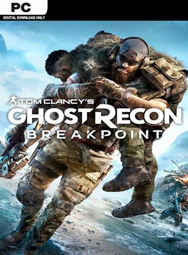 GHOST RECON: BREAKPOINT (EU/EMEA) | ⚙️ UPLAY + 🎁GIFT