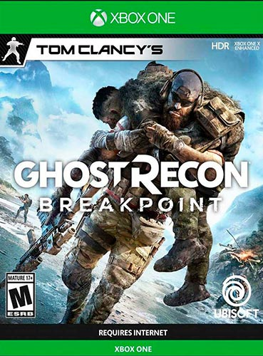 GHOST RECON: BREAKPOINT | ⚙️ XBOX ONE + 🎁GIFT