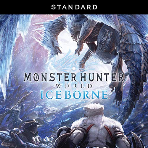 MONSTER HUNTER WORLD: ICEBORNE GLOBAL ⚙️STEAM + 🎁GIFT
