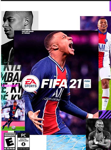 FIFA 21 | EN/PL/RU/TR/CZ | GLOBAL ⚙️ORIGIN + 🎁GIFT