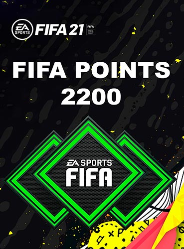 FIFA 21 - 2200 FUT POINTS| GLOBAL/MULTI ⚙️PC/ORIGIN 🎁