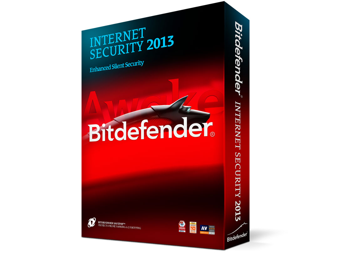 яBitdefender Internet Security 2013/14 на 1 год / 1 ПК