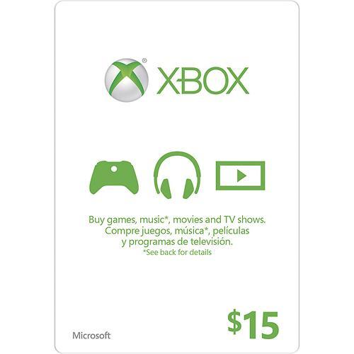 XBOX LIVE CARD $15 (USA) | СКИДКИ