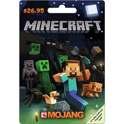 MINECRAFT - LICENSE KEY (Region Free) + Gift