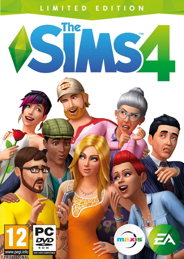THE SIMS 4 (ORIGIN) EU - MULTILANGUAGE | REGION-FREE