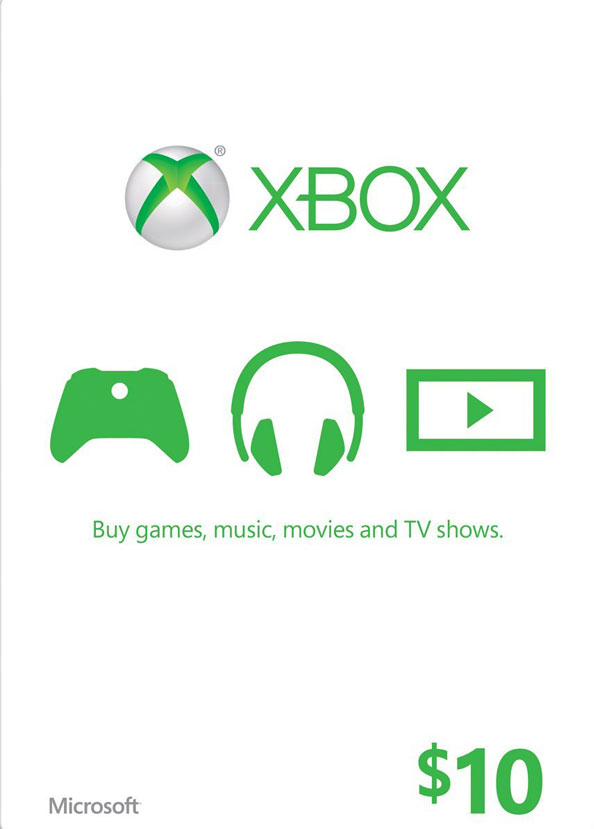 XBOX LIVE CARD $10 (USA) | DISCOUNTS