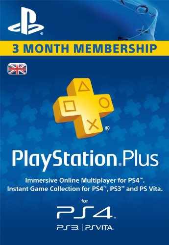 PLAYSTATION PLUS (PSN PLUS) | 90 DAYS (UK) + Discount