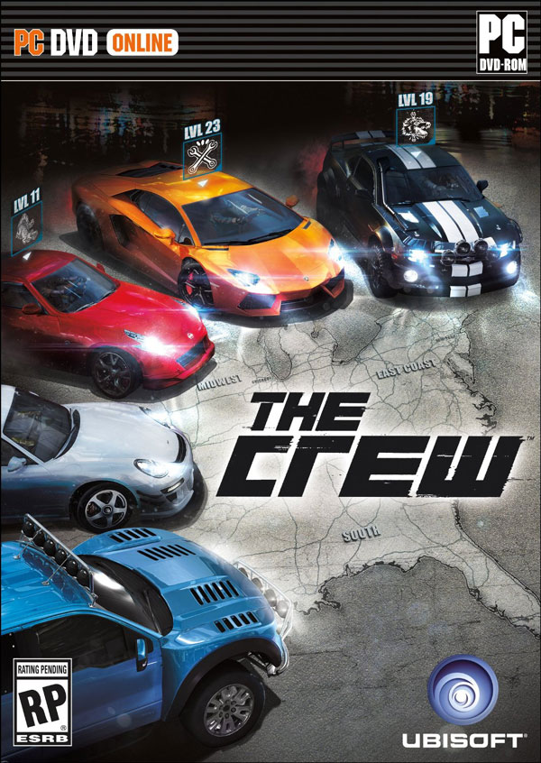 THE CREW | REGION FREE | MULTILANGUAGE | СКИДКИ