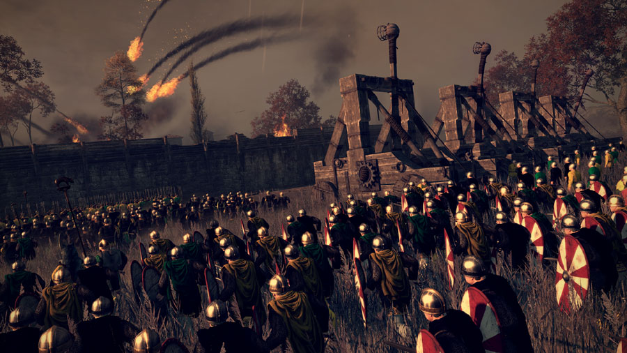 TOTAL WAR: ATTILA | REGION FREE | MULTILANGUAGE