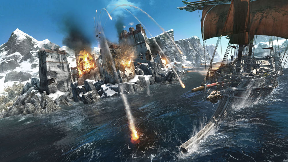 ASSASSIN´S CREED: ROGUE- UPLAY | REG. FREE | MULTILANG.