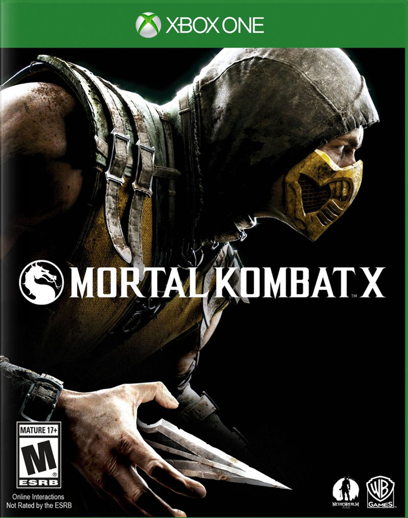 яMORTAL KOMBAT: X | XBOX ONE DOWNLOAD КЛЮЧ
