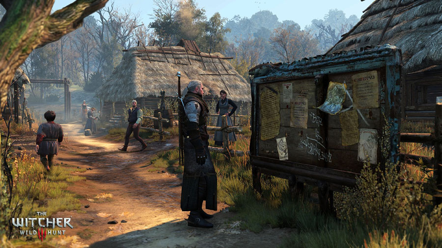 WITCHER 3: WILD HUNT | *GOG* | RU version | MULTILANG.