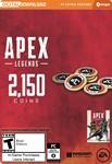 APEX LEGENDS - 2,150 APEX COINS (ORIGIN) | Все страны
