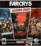 FAR CRY 5 SEASON PASS | РОССИЯ+СНГ ??UPLAY ??ПОДАРОК
