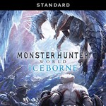 MONSTER HUNTER WORLD: ICEBORNE GLOBAL ??STEAM + ??