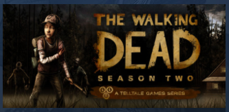 The Walking Dead:Season 2 (KEY-GLOBAL/Steam activation)