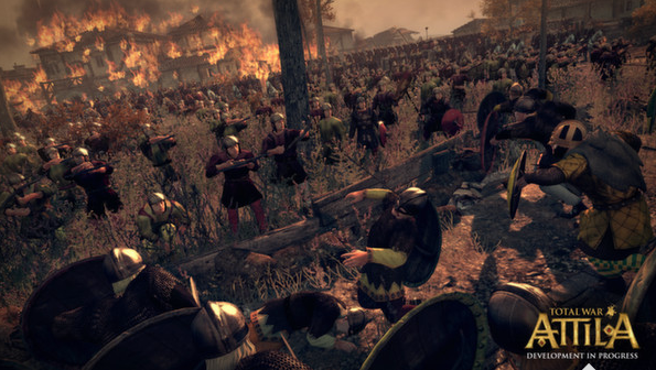 Total War: ATTILA (Steam Gift RU + CIS)