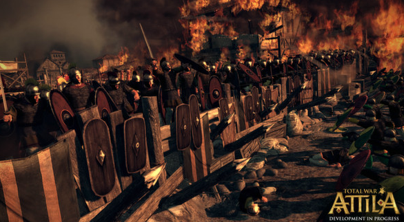Total War: ATTILA (KEY GLOBAL / Region Free)
