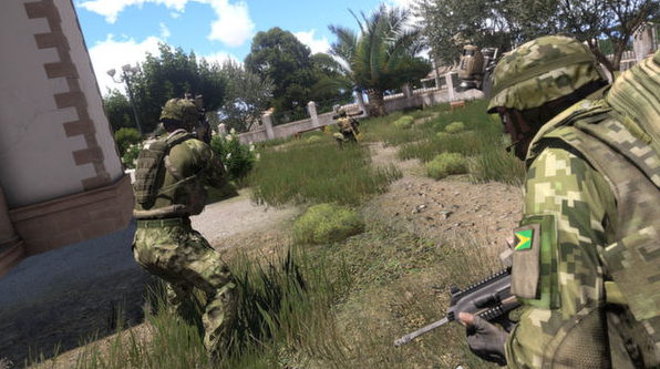 Arma 3 (Steam Gift / RU+CIS)