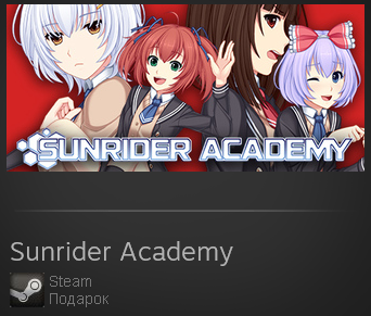 Sunrider Academy (Steam Gift / Region Free)