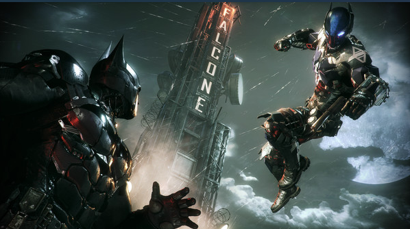 Batman™: Arkham Knight (Steam Gift/RU+CIS)