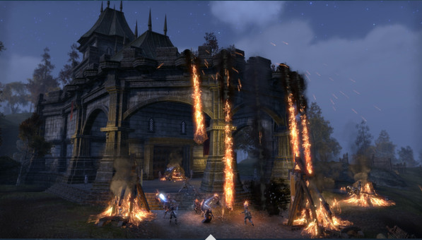 The Elder Scrolls Online: Tamriel Unlimited (Steam ROW)