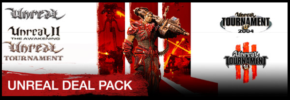 Unreal Deal Pack (Steam Gift / Region Free)