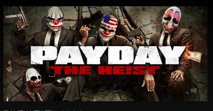 PAYDAY ™ The Heist (Steam Gift / Region Free)