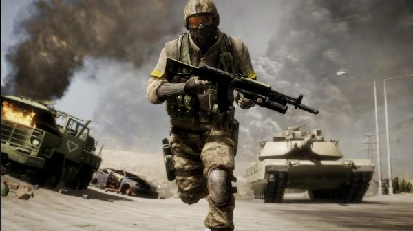 Battlefield: Bad Company 2 (Steam Gift / Region Free)