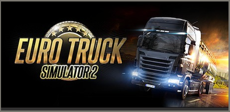 Euro Truck Simulator 2-KEY GLOBAL /Region Free (STEAM)