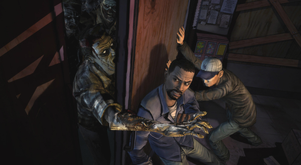 The Walking Dead (Steam Gift / Region Free)
