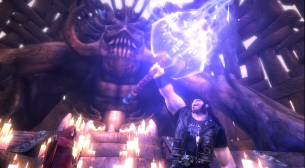 Brutal Legend (Steam Gift / Region Free)