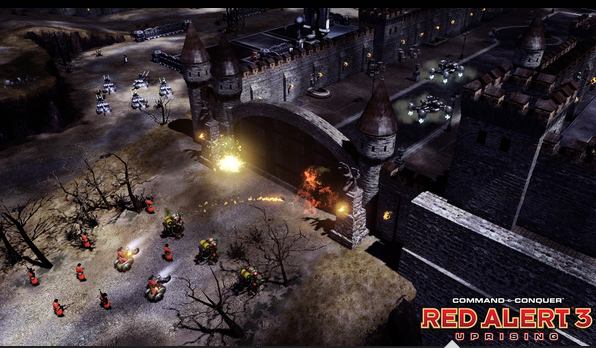 Command & Conquer: Red Alert 3 - Uprising (Gift/ROW)