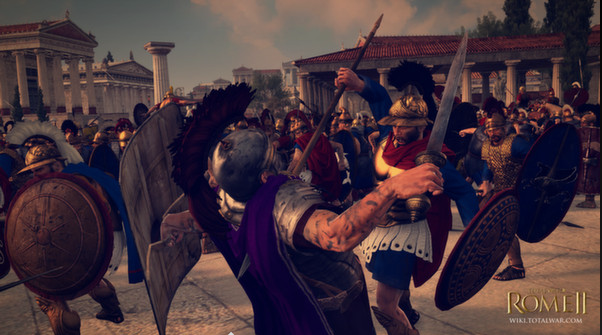 Total War: ROME II Emperor Ed. (KEY GLOBAL/Region Free)