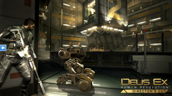 Deus Ex: Human Revolution-Director´s Cut-Gift RU/CIS