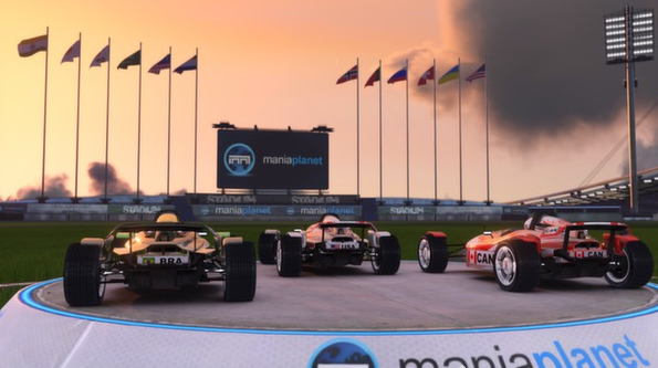 TrackMania 2 Stadium ( Steam Gift / Region Free )