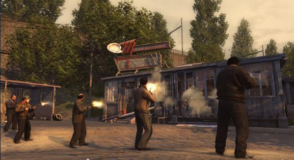 Mafia II Digital Deluxe (Steam Gift / Region Free)