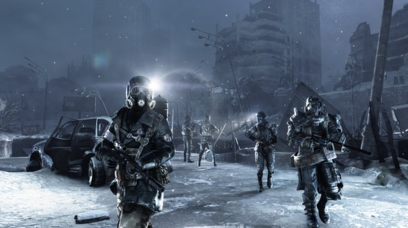 Metro 2033 Redux (Steam Gift / Region Free)
