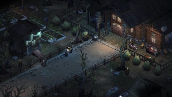 Shadowrun: Dragonfall - Director´s Cut - Gift/Reg. Free