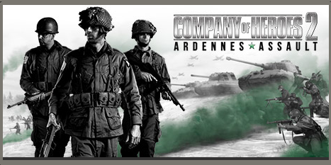 Company of Heroes 2 - Ardennes Assault (Steam RU + CIS)