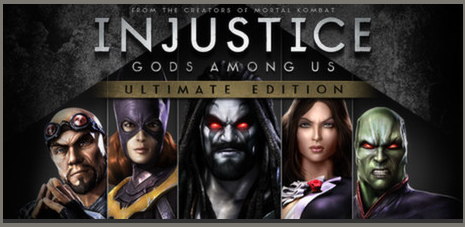 Injustice: Gods Among Us Ultimate Ed (Gift/Reg.Free)