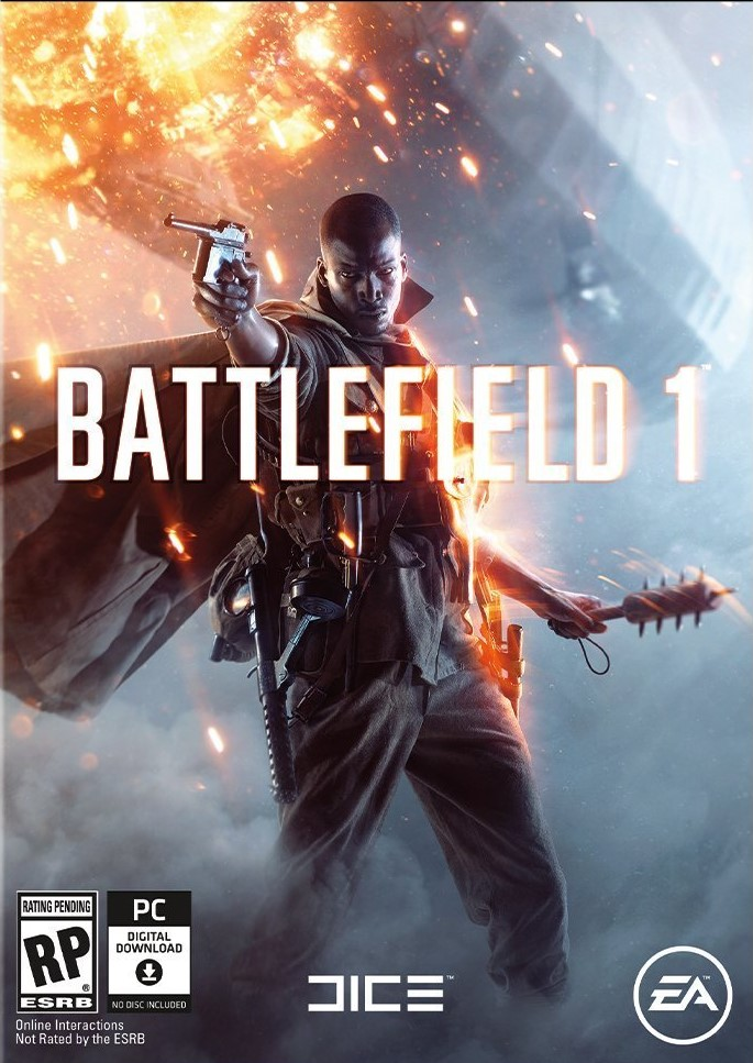 Battlefield 1 - Region Free/Multilanguage