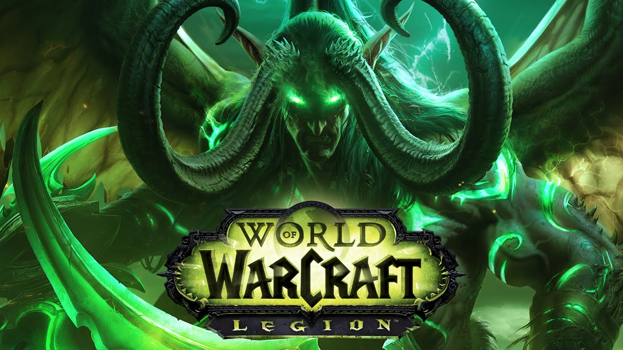 World of Warcraft Legion EU + lvl100 BOOST