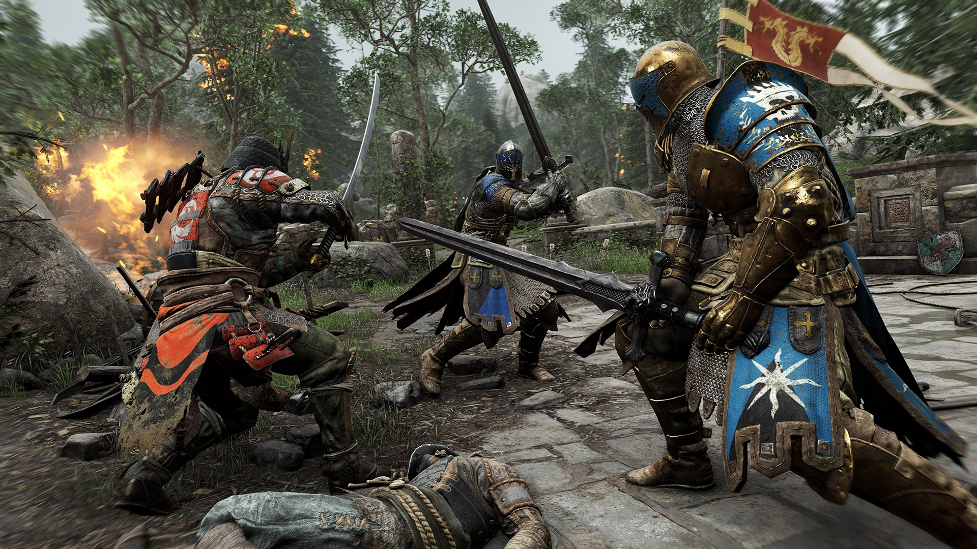 FOR HONOR - Region Free/Multilanguage