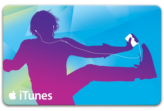 iTunes Gift Card 20 $ USA + Discounts and Gifts