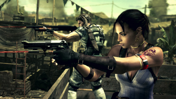 Resident Evil 5 (Steam) + DISCOUNTS
