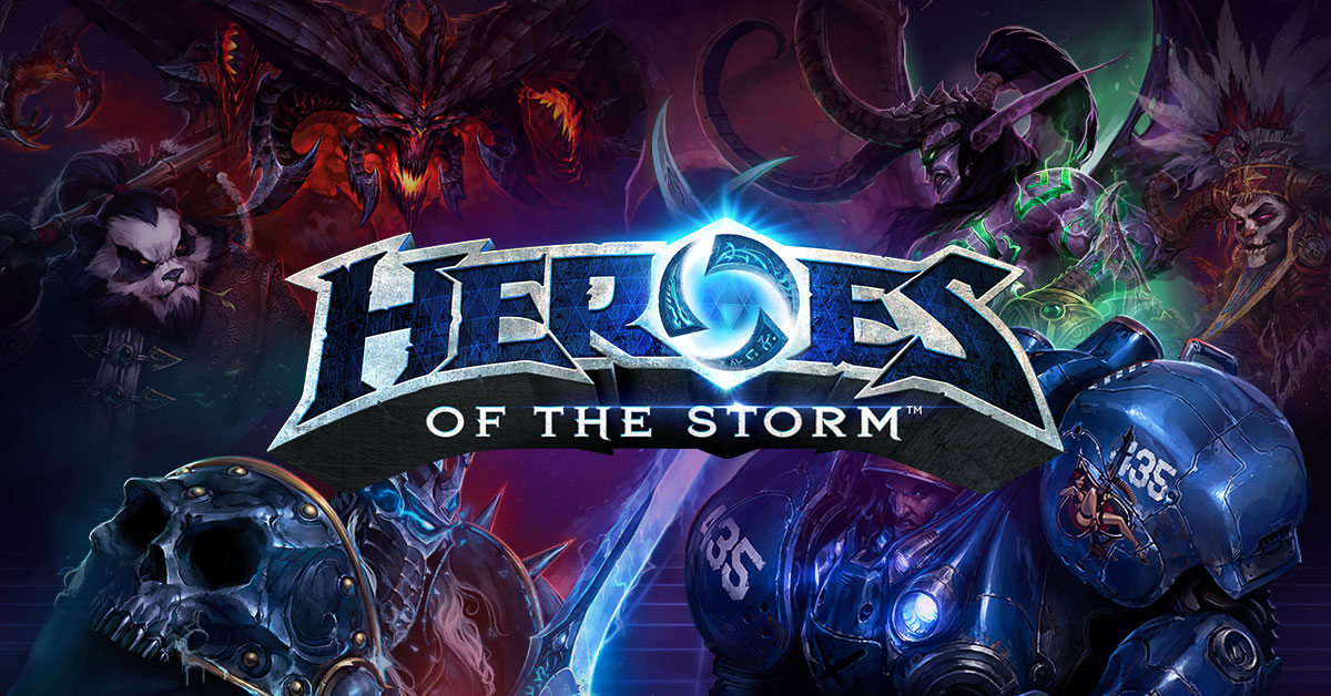 Heroes of the Storm - Starter Kit (RU) + DISCOUNTS